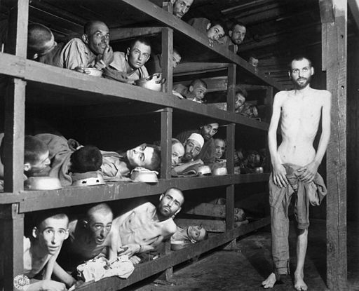 German concentration camp in World War II.